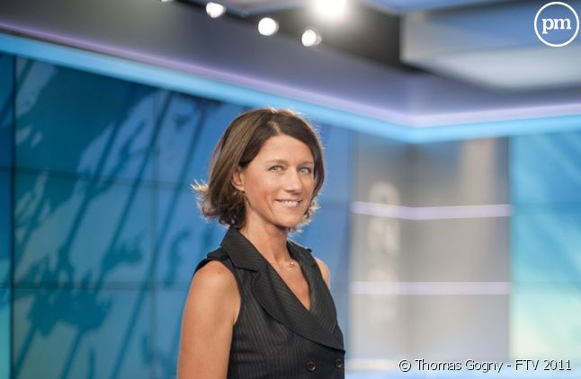 """Carole Gaessler aux commandes du """"19/20"""""""