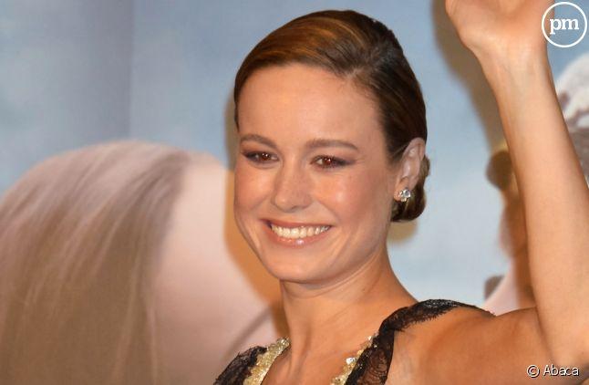 "Brie Larson sera ""Captain Marvel"""