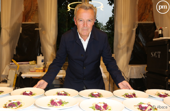 Le chef Alain Passard.