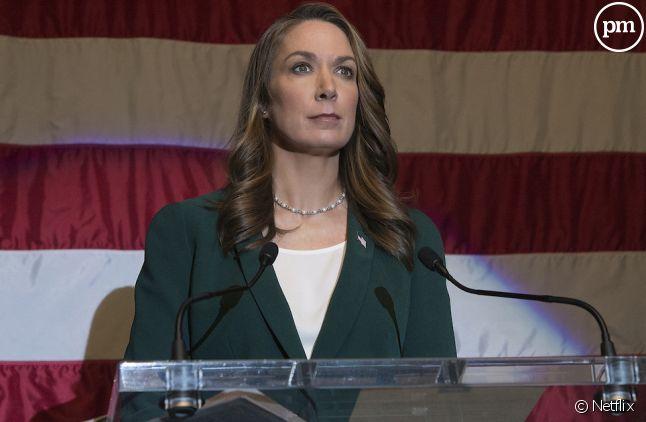 "Elizabeth Marvel sera présidente des Etats-Unis dans ""Homeland"""