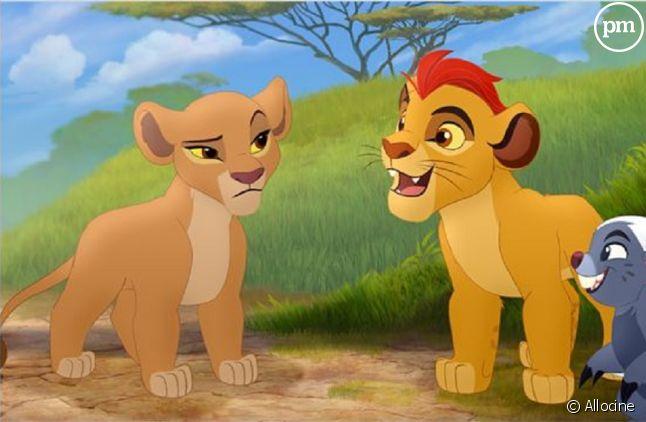 """""""La Garde du Roi Lion"""" bientôt sur France Télévisions"""