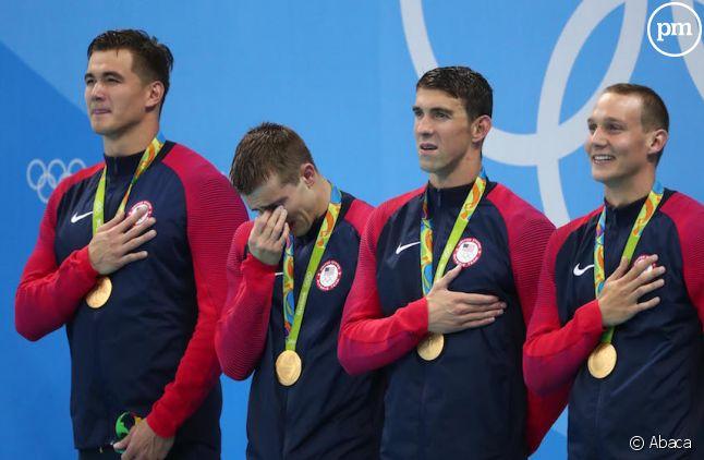 Michael Phelps a remporté cette nuit son 19e titre olympique !