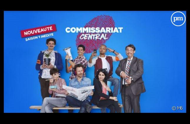 """""""Commissariat central"""" débarque le 27 août sur M6"""
