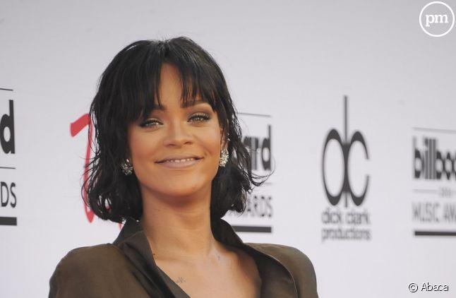 """Rihanna au cast de """"Ocean's 8""""."""