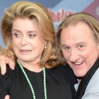 Catherine Deneuve et Gérard Depardieu de nouveau réunis au cinéma