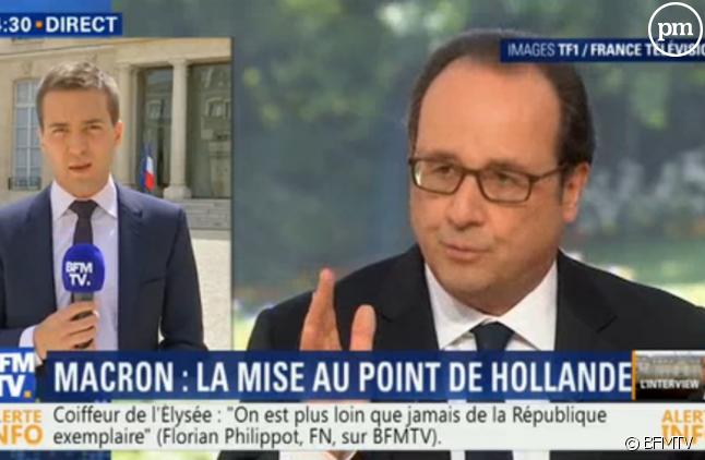 Adrien Gindre Sur BFMTV le 14 juillet denrier