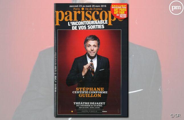 """""""Le Pariscope"""" du 23 au 29 mars 2016"""