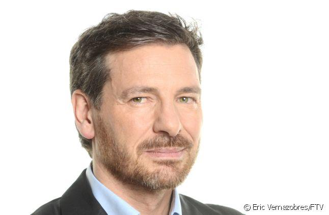 Alexandre Kara, le patron de la rédaction de France Télévisions