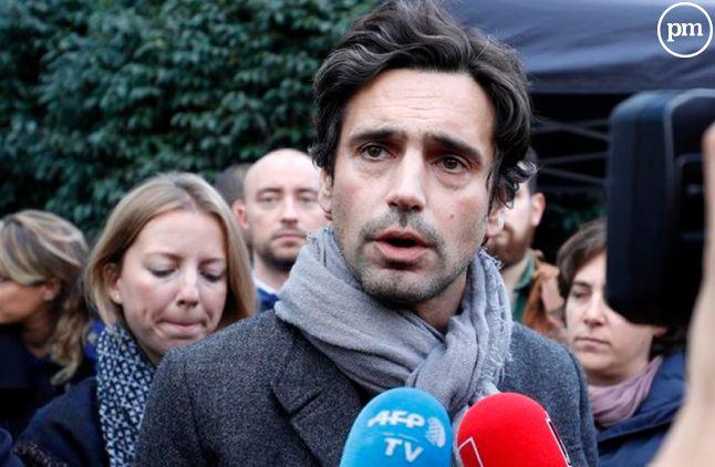 Guillaume Auda, grand reporter à iTELE.