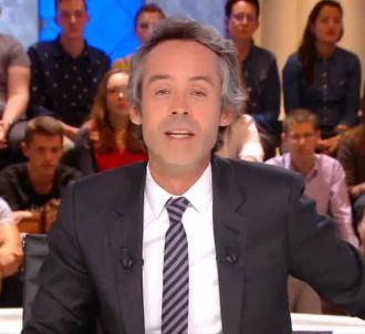 Yann Barthès adresse un message à la rédaction d'iTELE.