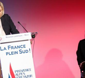 Marine Le Pen empêche Marion Maréchal-Le Pen de...