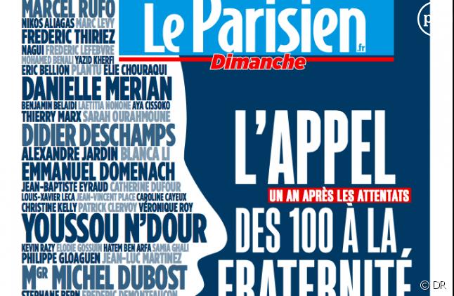 """""""Le Parisien"""" du 06/11/2016"""