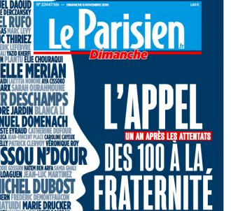 'Le Parisien' du 06/11/2016