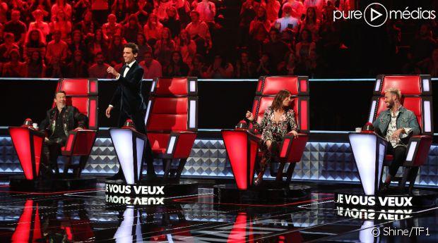 The Voice: une nouvelle règle pour les auditions à l'aveugle