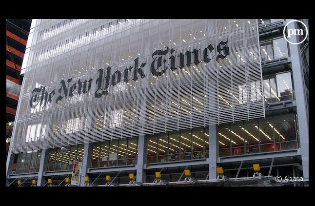 Le siège du New-York Times