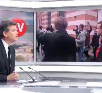 Arnaud Montebourg dans 'Télématin' ce mercredi.