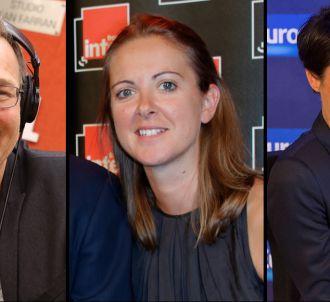 Laurent Ruquier, Charline <span>Vanhoenacker et...