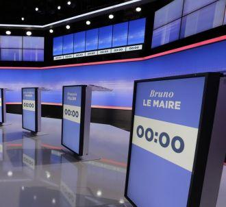 Le troisième débat de la primaire de la droite et du...