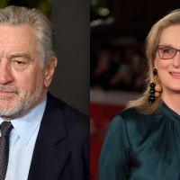Meryl Streep et Robert De Niro touchent le jackpot pour leurs nouvelles séries