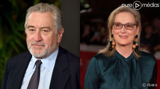 Robert De Niro et Meryl Streep