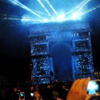 BFMTV et BFM Paris vont diffuser en direct le spectacle des Champs-Elysées le 31 décembre