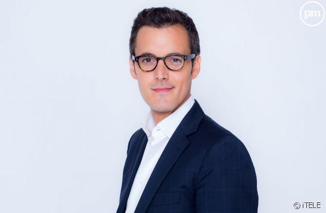 Adrien Borne rejoint LCI