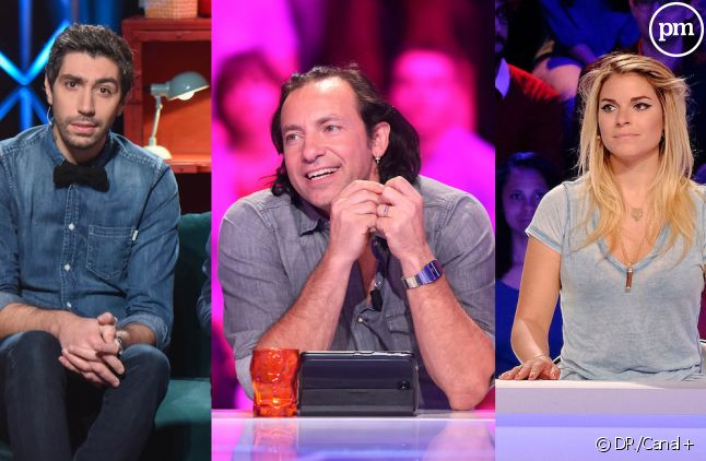 Patrick Chanfray, Philippe Candeloro et Sophie Tapie