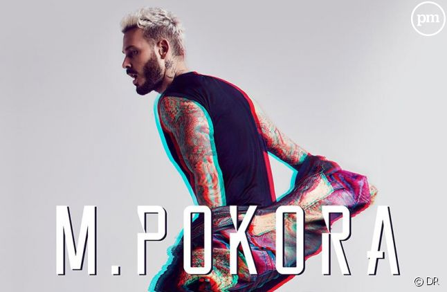 """My Way"" de M. Pokora en tête du Top Albums"