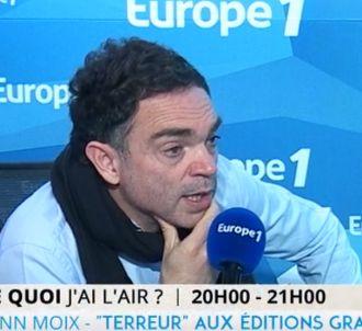 Yann Moix s'excuse auprès de Nekfeu.