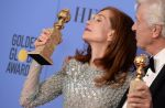 "Palmarès des Golden Globes 2017 : ""La La Land"", Isabelle Huppert et ""The Night Manager"" triomphent"