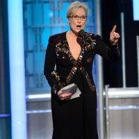 Golden Globes : La réponse cinglante de Donald Trump à Meryl Streep