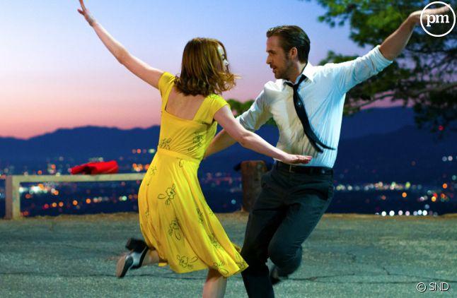 """La La Land"", avec Ryan Gosling et Emma Stone."