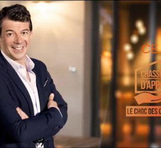 Stéphane Plaza anime 'Chasseurs d'appart'' sur M6