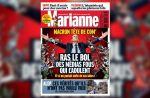 """""""Marianne"""" en a """"ras le bol"""" des médias qui """"adulent"""" Macron"""
