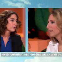 Echange tendu entre Maud Fontenoy et Isabelle Saporta sur