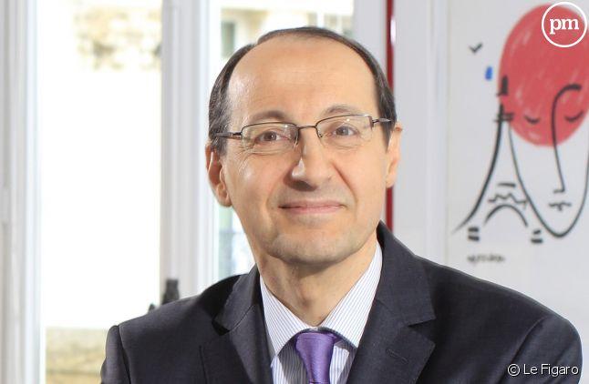 "Marc Feuillée, DG du ""Figaro""."