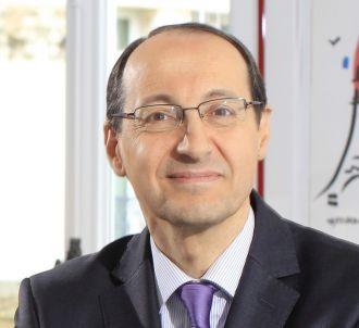 Marc Feuillée, DG du 'Figaro'.