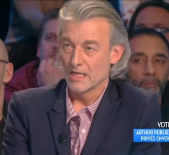 'TPMP' : Gilles Verdez répond à Arthur