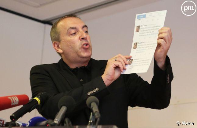 Jean-Marc Morandini, en juillet dernier.