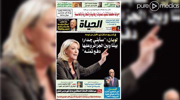 Un journal algérien fait sa une avec une farce du Gorafi
