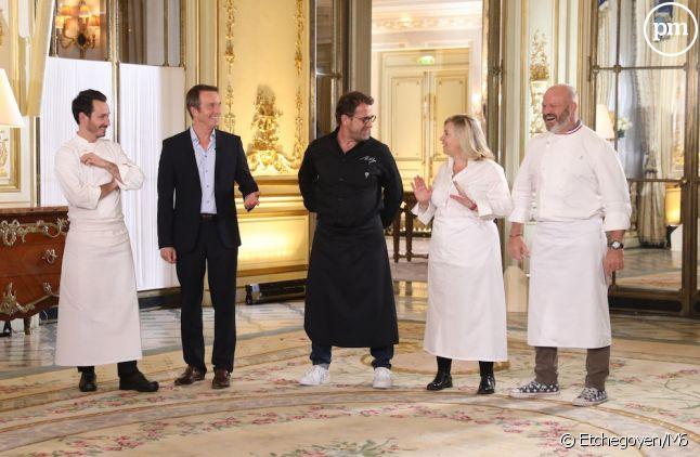 """L'épisode 4 de """"Top Chef 2017 : Le Choc des brigades"""""""