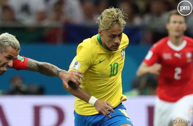 Brésil/Suisse, hier sur TF1
