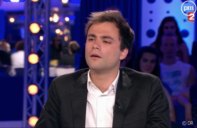 Charles Consigny remplace Yann Moix — ONPC