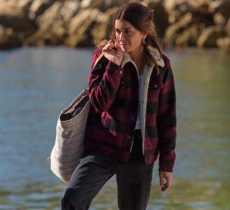 Jenifer dans 'Traqués'