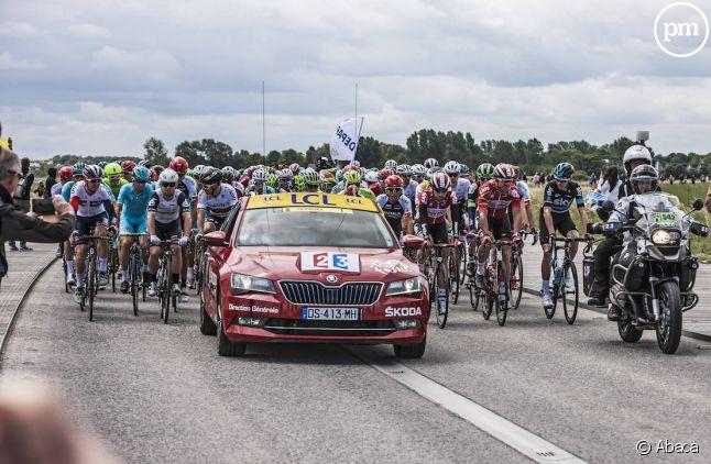 Le Tour de France menacé de bloquage ?