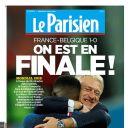 """""""On est finale !"""""""