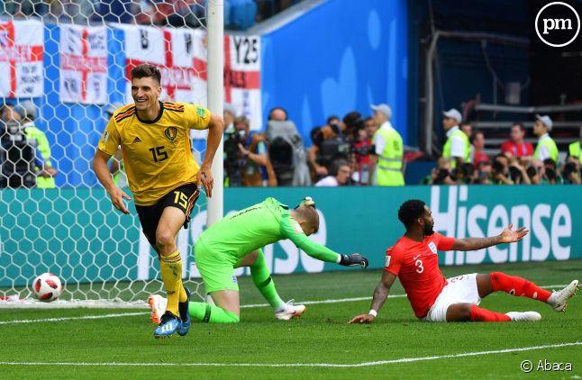 La Belgique a remporté la 3e place de la Coupe du monde en battant l'équipe d'Angleterre.