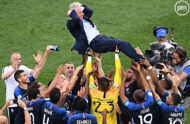 La France est championne du monde !