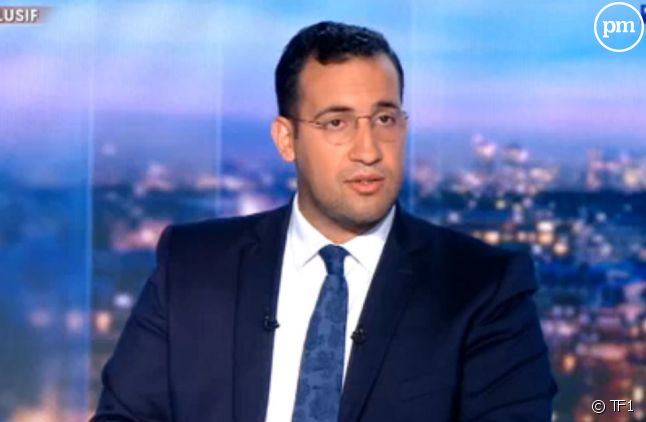 """Alexandre Benalla au """"20 Heures"""" de TF1"""