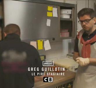 Greg Guillotin dans la peau d'un stagiaire
